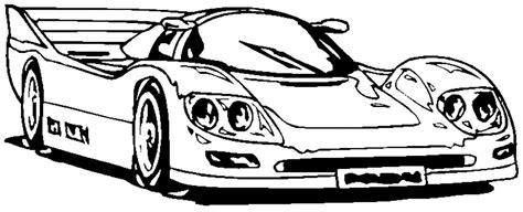 race color race car coloring page 2433