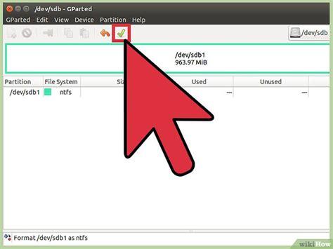 come installare ubuntu su una pen drive come formattare una chiavetta usb utilizzando ubuntu