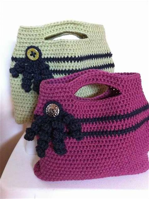 Handmade Purse Ideas - 25 best ideas about crochet handbags on