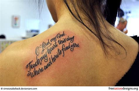 religious quotes tattoo designs feminine tattoos designs for and