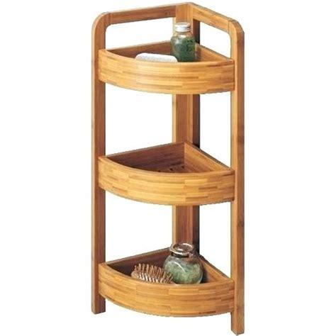 standing shelf for bathroom bamboo bathroom free standing