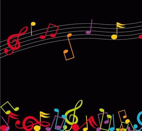 imagenes musicales wallpaper wallpaper de notas musicales de colores cerca amb google