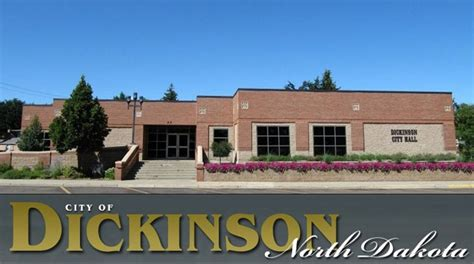 Dickinson Post Office by About The City Of Dickinson City Of Dickinson