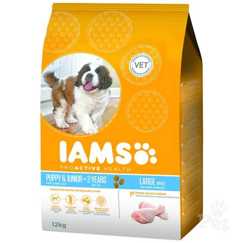 iams puppy food ingredients iams large breed puppy food