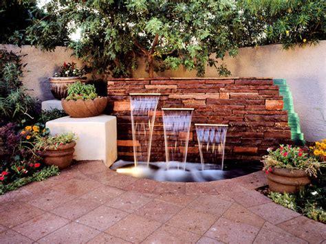 Patio Fountains Ideas by Outdoor Garden Wall Fountains Design Ideas Models Home