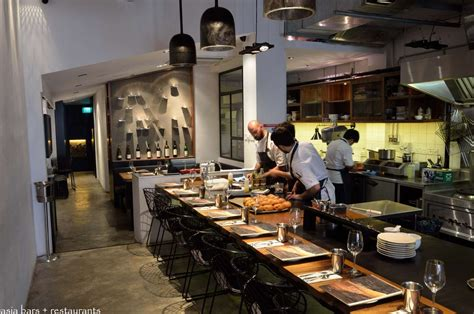 Grill Restaurant by Burnt Ends Grill Restaurant Bar Singapore Asia Bars