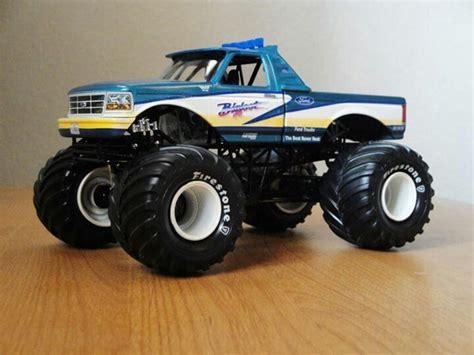 bigfoot truck model amt ford bigfoot truck modeling heaven