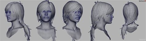 maya hair tutorial way you want modularity and drawcall froyok fabrice piquet