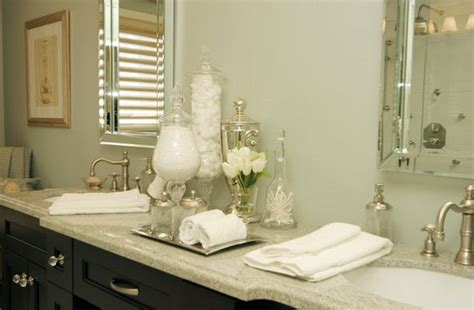 Decorating Ideas For Bathroom Counter How To Choose The Right Accessories For Bathroom