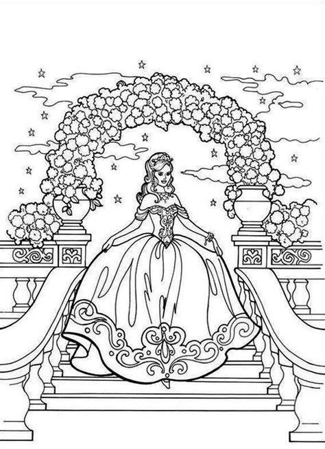 unicorn castle coloring page medieval princess on unicorn beautiful castle coloring
