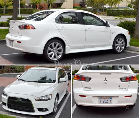 mitsubishi sports car 2014 2014 mitsubishi lancer gt family car sports car both