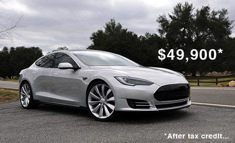price tesla electric car tesla motors reveals more details on model s pricing