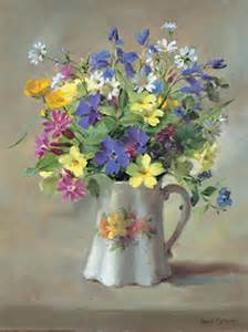 flowers in the jug birthday card mill house publishers of