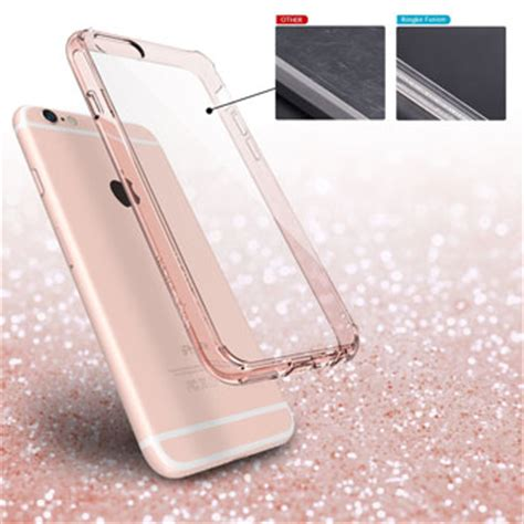 Rearth Ringke Slim Iphone 55s5sese Back Cover Gold Spigen Rearth Ringke Fusion Iphone 6s 6 Gold
