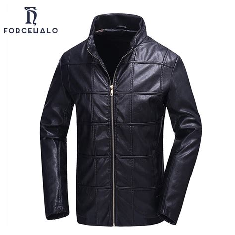 Comfortable Jackets by 2016 New Arrival Motorcycle Leather Jacket Casual