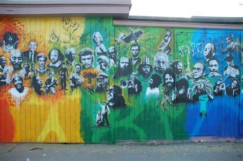 people   influenced  world mural  iosua tai