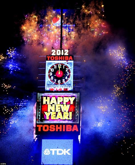 new year fireworks time new sea dayak iban baru spectacular fireworks welcoming