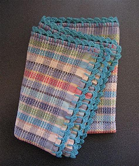 zig zag crochet border pattern ravelry easy zig zag crocheted edging pattern by kathleen