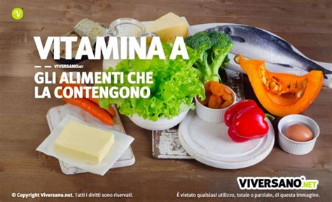 vitamina a alimenti vitamina a dove si trova ecco gli alimenti pi 249 ricchi di