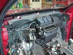 chevy cobalt floor duct 2007 uplander heater replacement fixya