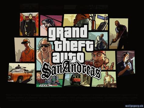 Grand Theft Auto San Andreas Download by Grand Theft Auto San Andreas Wallpapers Hd Download