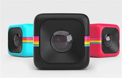 polaroid cube camcorder mini cocok untuk para petualang sejati oketekno