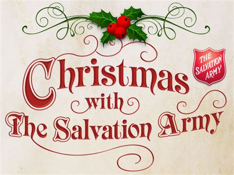 christmas with the salvation army ontario central east
