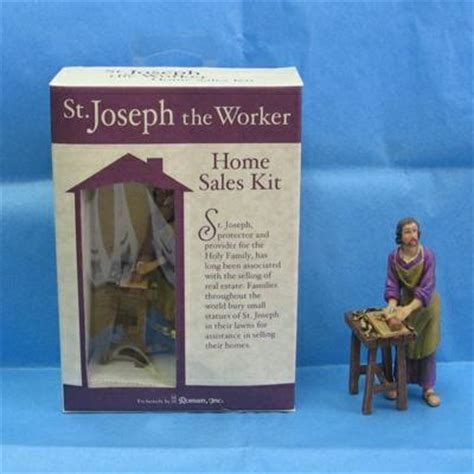 bury st joseph in backyard st joseph statues help sell homes superstition or sales