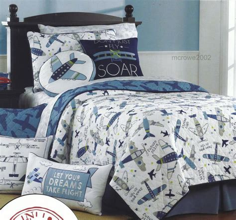 airplane bedding twin 58 best beau s room images on pinterest vintage