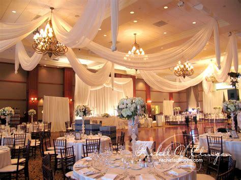 room draping for weddings draping wedding decor toronto rachel a clingen wedding
