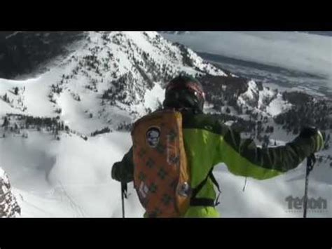 Loop 92k skiing cliffs seth morrison lincoln loops and 360 s