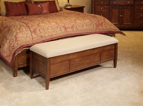 storage benches for bedroom bedroom benches with storage ideas homesfeed