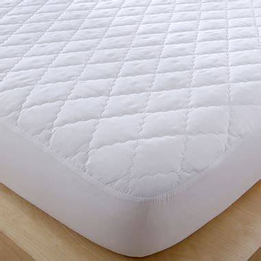 Jcpenney Mattress Covers by Jcpenney Home Micro Touch Mattress Pad