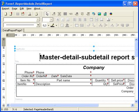 Tutorial Fortes Report Delphi | download delphi grid merge cell software flexcell grid