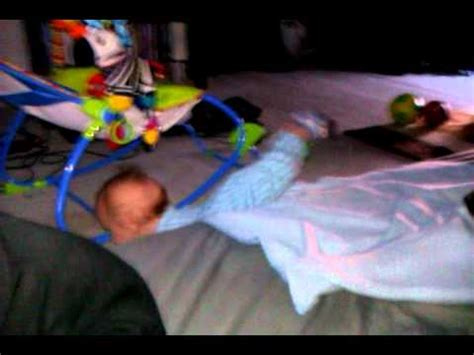 baby falls off bed baby falls off bed x man youtube