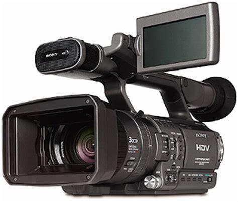 Kamera Sony Hdv hdr fx1 kamera hdv sony