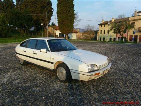 Vicenza Turbo vendo citroen cx trd turbo 2 1987 204769 auto vicenza
