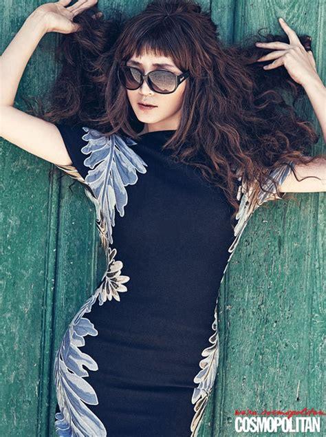 Majalah Cosmopolitan Agustus 2012 foto hye soo di majalah cosmopolitan edisi agustus 2013 foto 14 dari 27