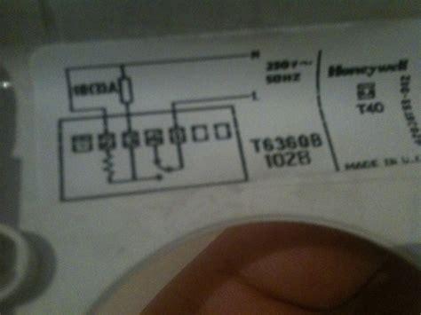 replace mechanical thermostat diynot forums