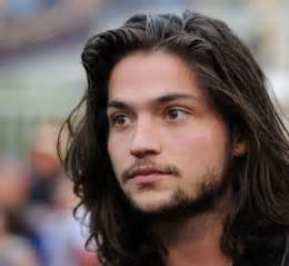 philipno men long hair 20 cool men with long hair hairstyles pinterest