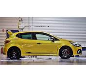 2016 Renault Clio RS 16 Concept 275HP  YouTube