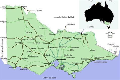 lakes in australia map lakes entrance1 mapsof net