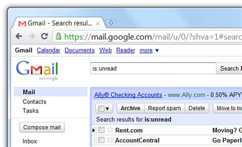How Do I Search For Emails In Gmail How Do You Show Only Unread Emails In Gmail Answers