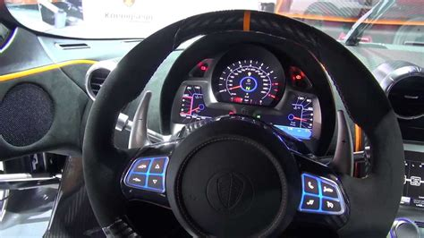 koenigsegg one 1 interior seat time koenigsegg one 1 geneva 2014 youtube