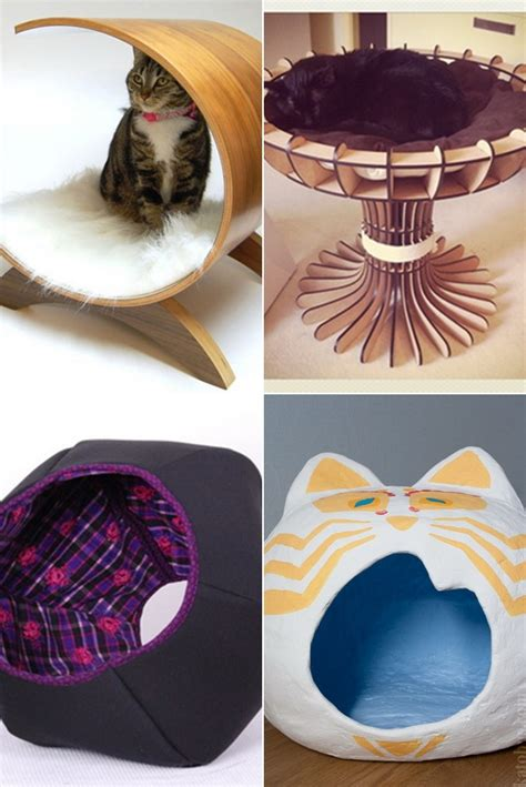 unique cat beds unique cat beds for pet lovers 10 stylish eve