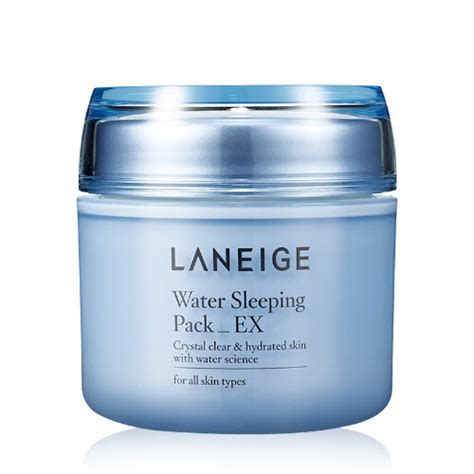 Laneige Water Sleeping Mask Di Korea laneige water sleeping pack ex 80ml
