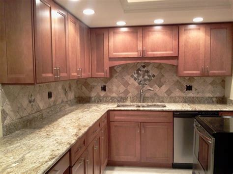 Kitchen Counter Backsplash Ideas Ideas For Kitchen Backsplash And Countertops Smith Design Cheap Kitchen Backsplash Ideas