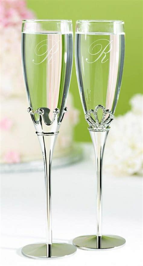 Hochzeitsdeko Gläser by Exquisite Sektgl 228 Ser F 252 R Ihre Hochzeit Oder