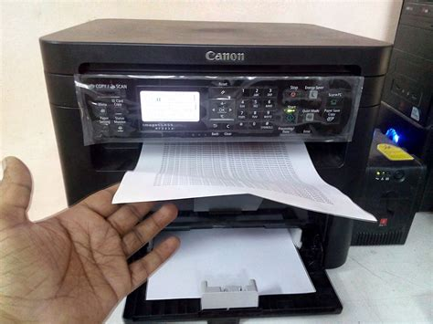 jams testing colors canon mf221d testing print speed duplex printing