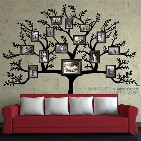 Living Room Wall Photo Collage Photo Collage Wall Dining Room Frames Photo Collage